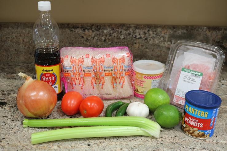 Ran out of Thai chilis so used serrano as a sub
